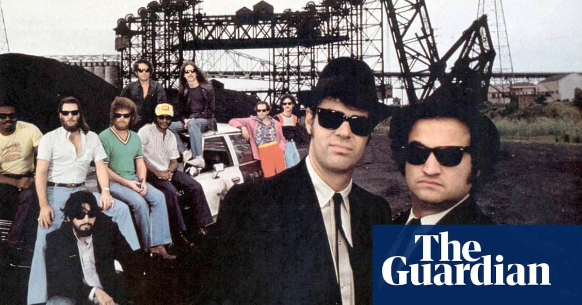 The Blues Brothers at 40: a manic musical romp that still sings today
