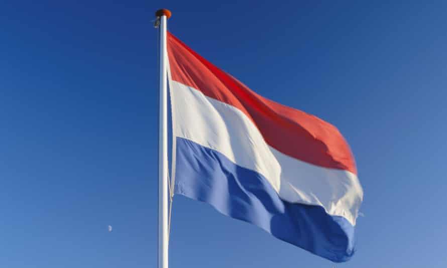 Dutch flag,