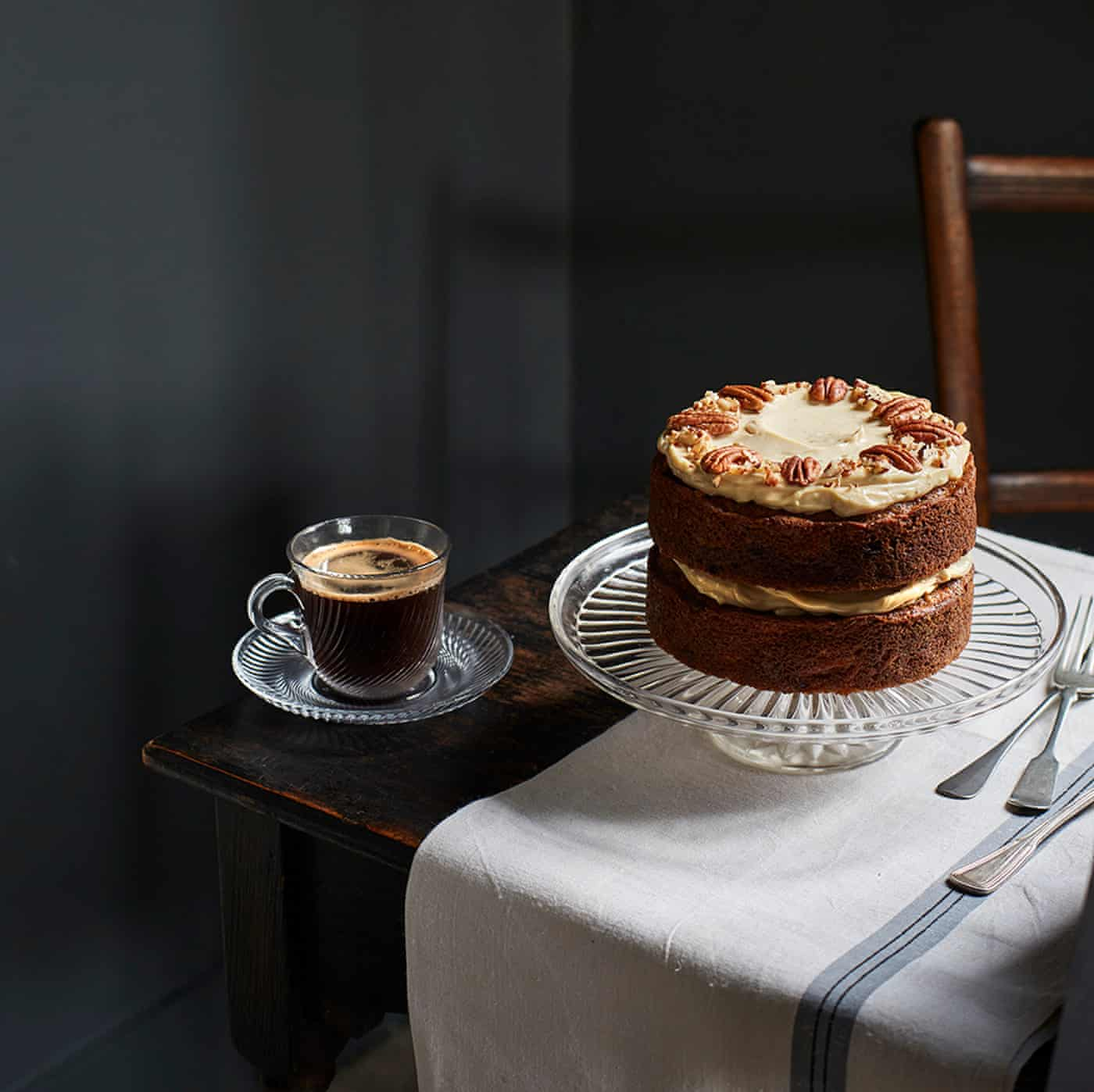 How to cook perfect carrot cake