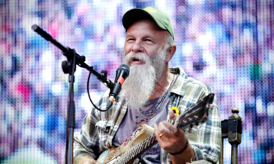 Seasick Steve … Not so much of a rambler, it turns out.
