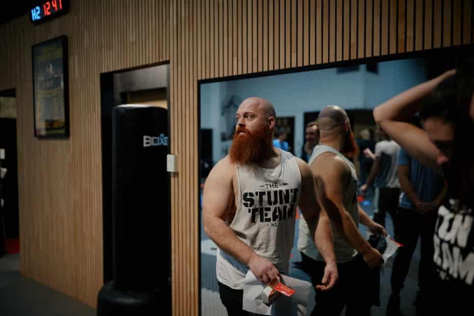 Nuova Zelanda Stunt School