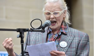 Vivienne Westwood during an NHS protest as nurses stage a demonstration against the cuts to the bursary and its replacement with a loan. 'Nurses Bursary or Bust' NHS protests, London, Britain - 04 Jun 2016