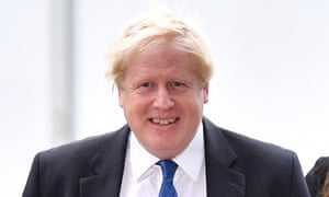 The Daily Record reports there is a plan to prevent Johnson becoming leader.