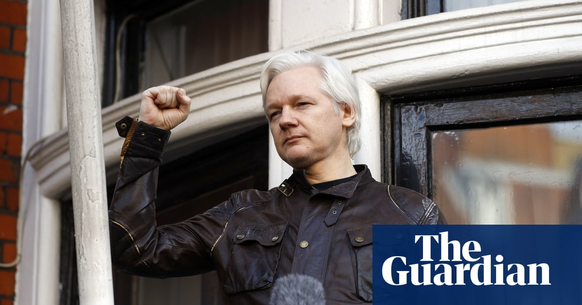 US intelligence sources discussed poisoning Julian Assange, court told