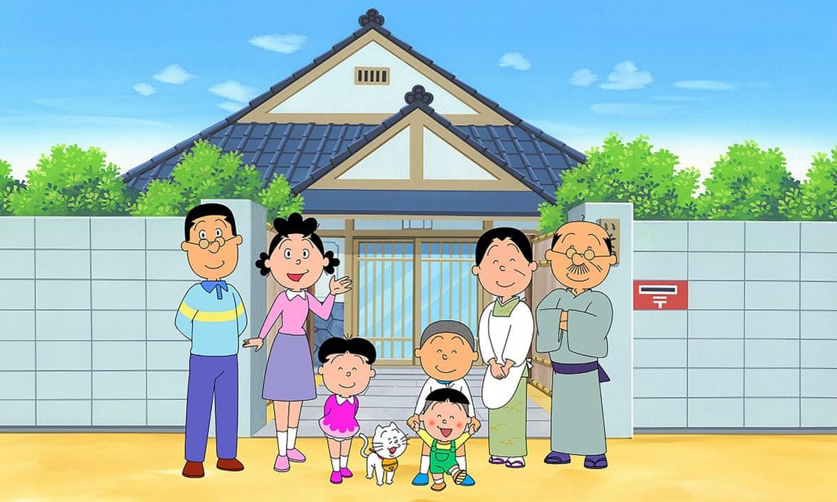 Sazae-san, the world's longest-running cartoon, put on hold by coronavirus    Japan   The Guardian