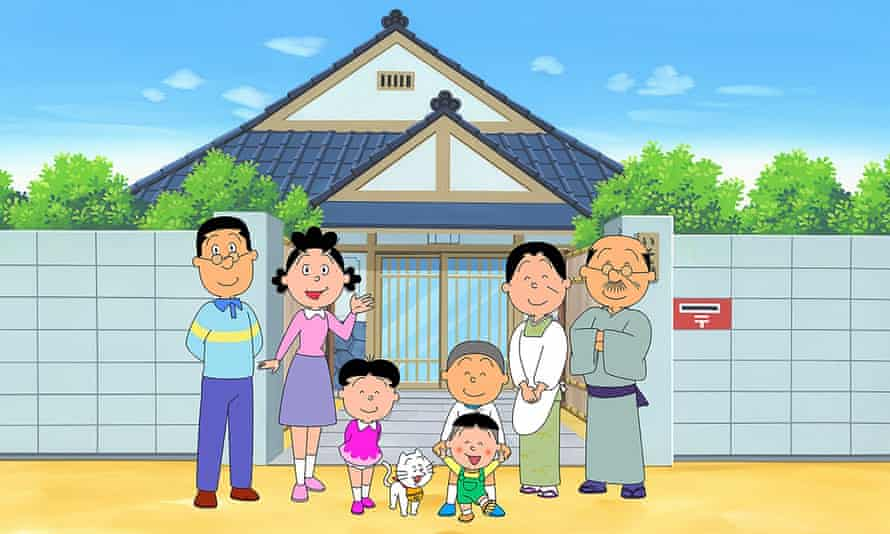 TV cartoon Sazae-san series – a mainstay of the Japanese weekend – has been interrupted by the coronavirus pandemic, forcing the broadcast by Fuji Television Network of re-runs for the first time in decades.