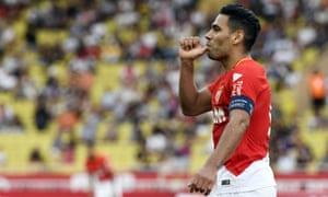 Falcao is already top of the goalscoring charts.