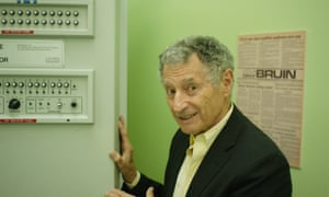 Not so immaculate conception: Dr Leonard Kleinrock explains the birth of the internet