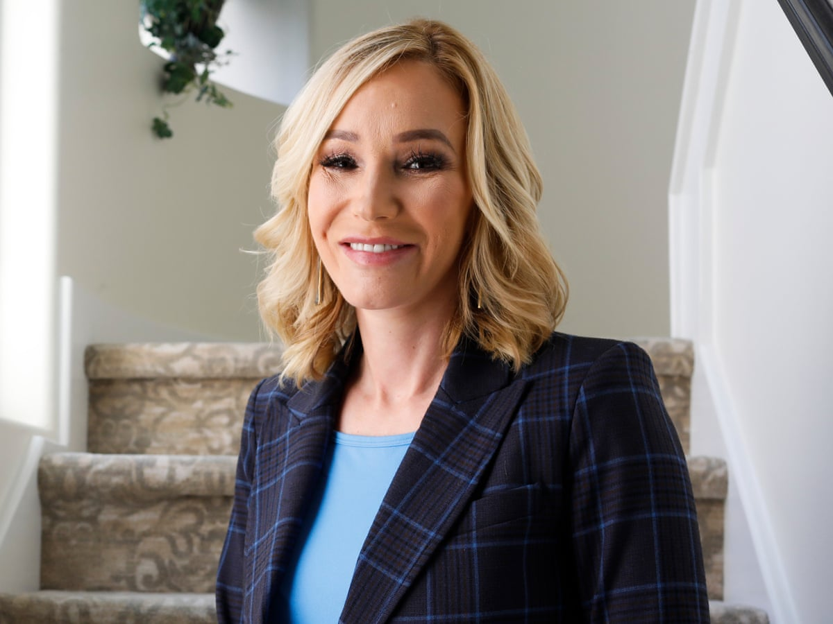 Paula White The Pastor Who Helps Trump Hear What God Has To Say Donald Trump The Guardian