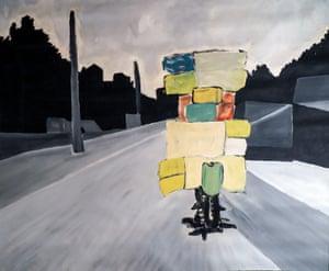 Untitled, 2017, KléméguéKlémagha Toussaint Dembélé, AKA Klémégué, was born in Mali and now works in its capital, Bamako