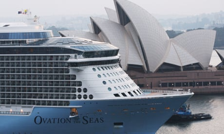 'A moral obligation': radical reform urged before cruise ships allowed to return to Australia