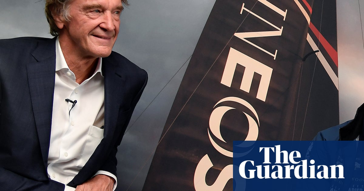 3809e4897 New backer has the chemistry to keep Dave Brailsford at top of the game. • Sir  Jim Ratcliffe agrees deal to become new owner of Team Sky