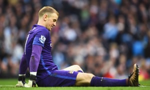 Joe Hart will miss England's friendlies against Germany and Holland after being injured in Manchester derby.