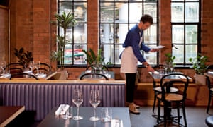 'This is an elbows-on-the-table sort of place': London's Flor.