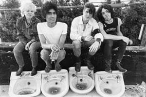 Smash the cistern: the Germs in 1979.