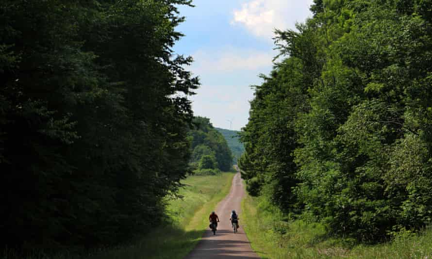 The Great Allegheny Passage, Pennsylvania, USA