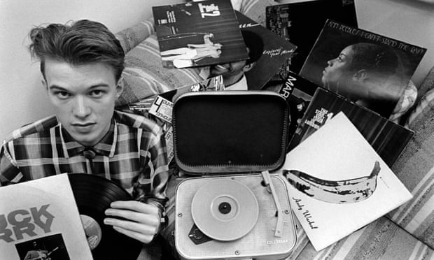 Edwyn Collins of Orange Juice and his early influences.