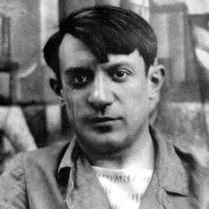 Pablo Picasso, 1912.