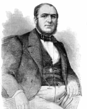 Baron Haussmann.