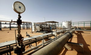 El Sharara, Libya's biggest oilfield, has been out of operations since it was seized by an armed group in December.