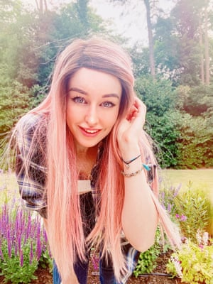 'There obviously must be boundaries' … Clare Siobhan, who has 1.75m subscribers.