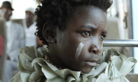 Margaret Mulubwa in i am not a witch
