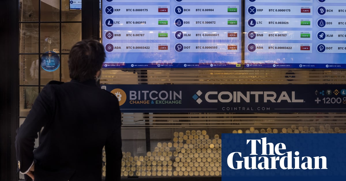 FCA to warn younger investors off cryptos and other high-risk products