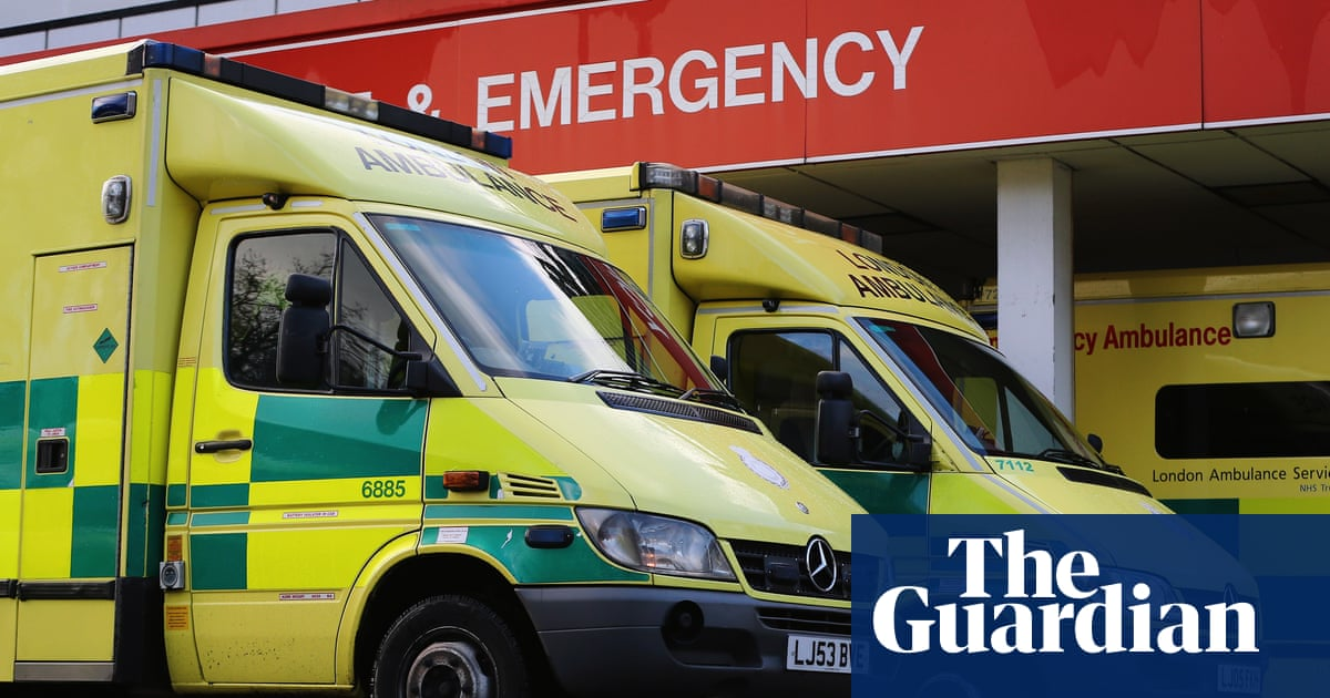 NHS to sign up patients for 'virtual' A&E in tech revolution