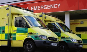 Ambulances have recently breached waiting-time targets for the most serious 999 calls by the widest margin ever.