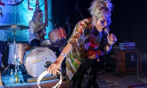 Feminist punk rock quartet Tacocat are one of the up-and-coming bands at Coachella.