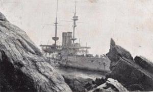 HMS Montagu