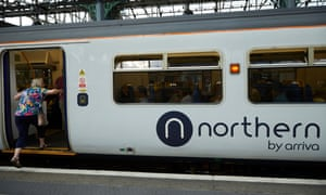 Passenger satisfaction has declined significantly on seven operators including Northern.