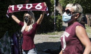 Coronavirus-affected fans of Torino gather this week to remember the Superga Air Disaster in 1949, which killed the entire Grande Torino team.