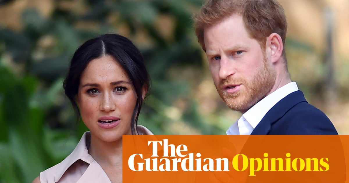 No wonder Harry and Meghan are quitting. The rightwing press left them no choice | Hadley Freeman