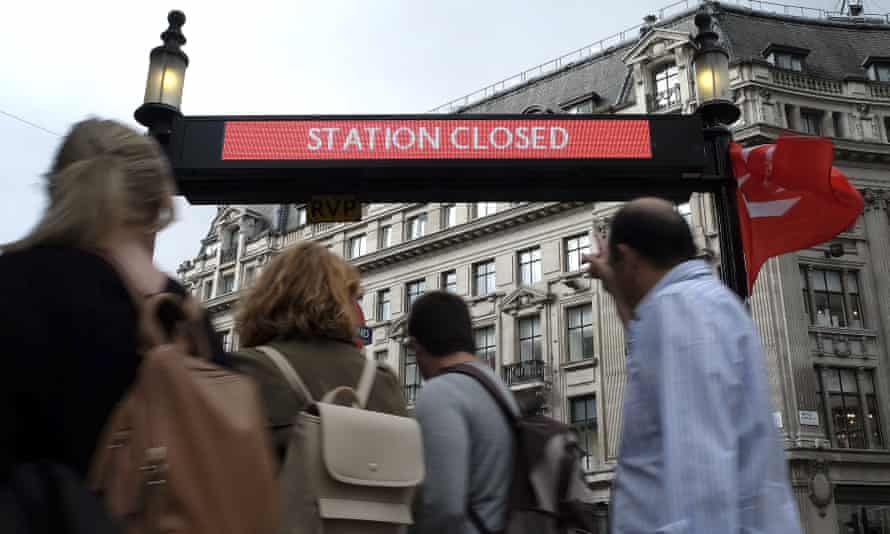 Oxford Circus tube station closed on 6 August during the tube strike. Fresh talks aimed at resolving the dispute between tube bosses and the unions are being held at the conciliation service Acas.