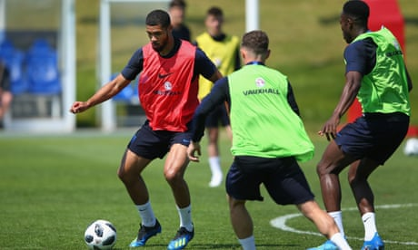 'I'm not intimidated by anyone,' says England's Ruben Loftus-Cheek