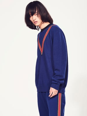 Five ways to wear... a tracksuit – in pictures