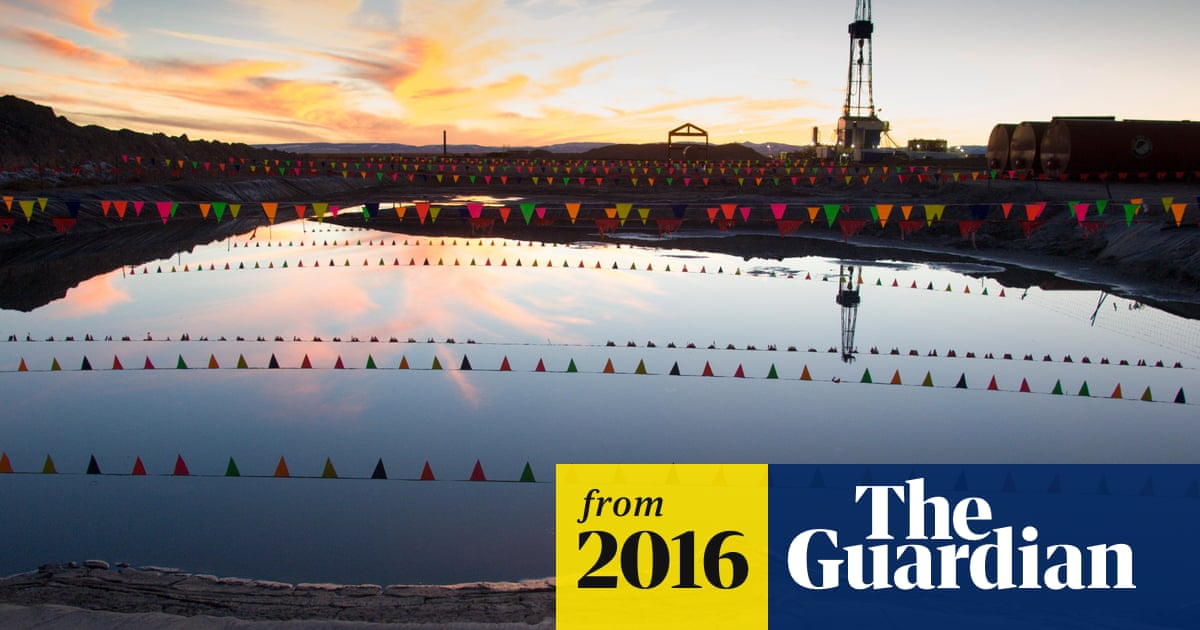 Scientists Find Fracking Contaminated Wyoming Water After Epa Halted Study Wyoming The Guardian