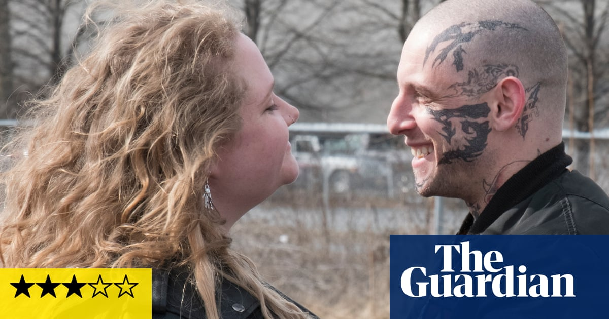 Skin review –  tattooed neo-Nazi turns his face from evil