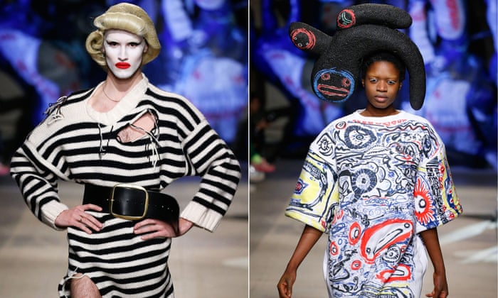Charles Jeffrey And The Designers Transforming Fashion For A Post Gender World Fashion The Guardian