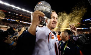 Peyton Manning bowed out of the NFL with victory in Super Bowl 50