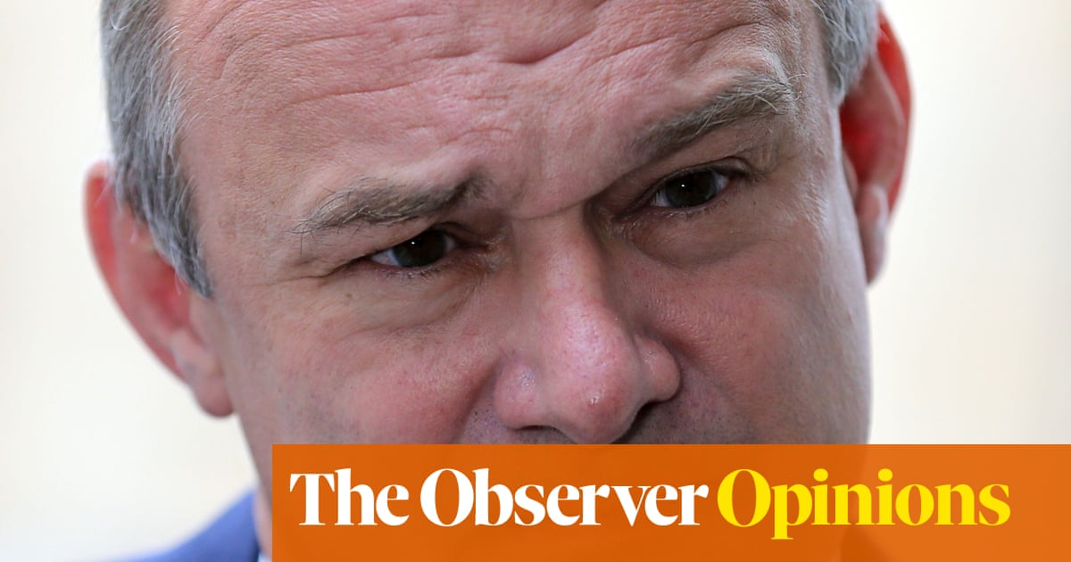 Tories repelled by Johnson can help the Lib Dems knock down the blue wall