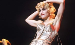 Madonna's Blonde Ambition tour, 1990.
