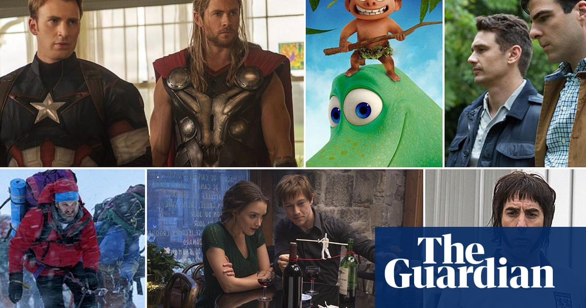 The 88 movies we're most excited about in 2015 | Film | The