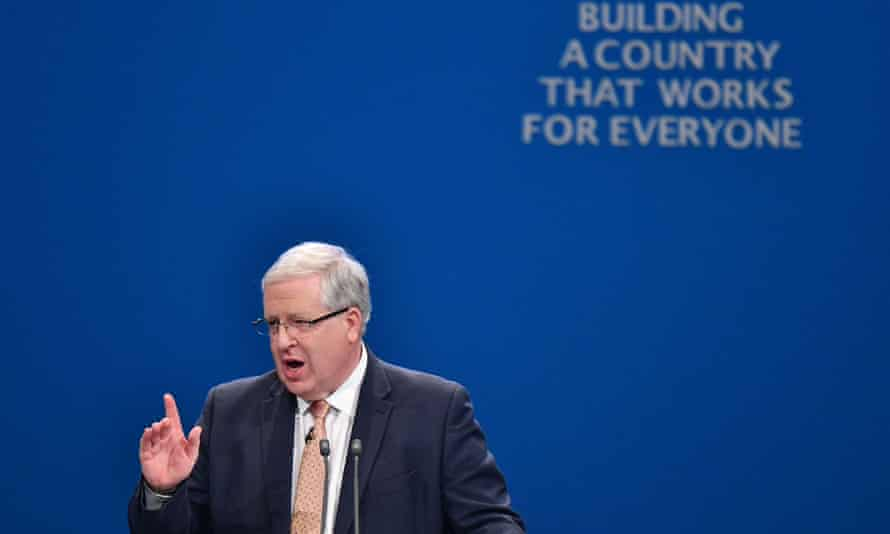 Conservative party chairman Patrick McLoughlin