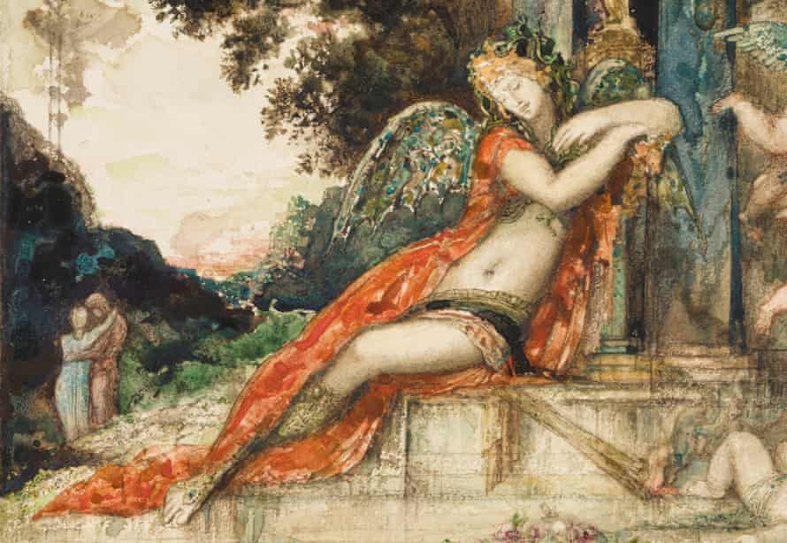 Discord by Gustave Moreau, 1880.
