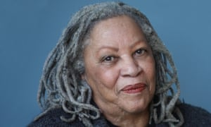 Toni Morrison: 'any book by her will move and influence you'