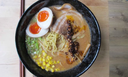 There are no rules … perfect miso ramen by Felicity Cloake.
