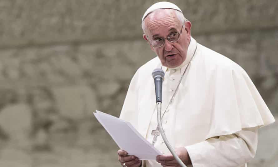 Pope Francis recently called on Europeans to do more to aid refugees fleeing war and persecution.