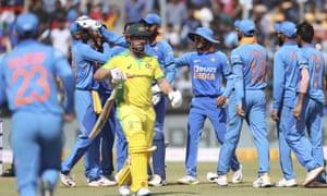 ODI cricket, India v Australia